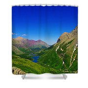Magical Montana Shower Curtain