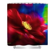 Magical Rose Shower Curtain