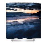 Magical Sunset Shower Curtain