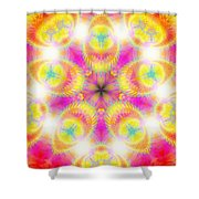 Magical Universe Shower Curtain