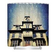 Magical Victorian Wonder Shower Curtain by Edward Fielding