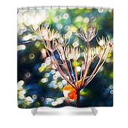 Magical Woodland - Impressions Shower Curtain