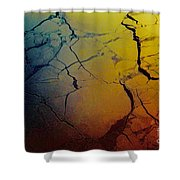 Magical Yellow 4 Shower Curtain