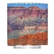 Magnificent Canyon - Grand Canyon Shower Curtain