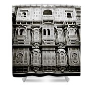Ancient Jaisalmer Shower Curtain