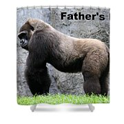 Magnificent Male Shower Curtain