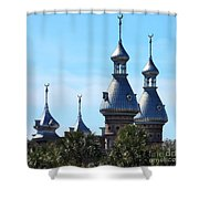 Magnificent Minarets Shower Curtain