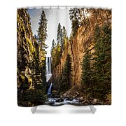 Magnificent  Mystic Falls  Shower Curtain