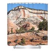 Magnificent Zion Shower Curtain