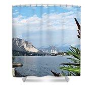 Magnificient Maggiore Shower Curtain
