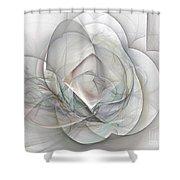 Magnolia Jazz Shower Curtain