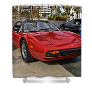 Magnum Pi Shower Curtain