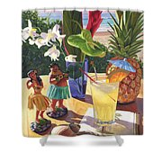 Mai Tai Shower Curtain