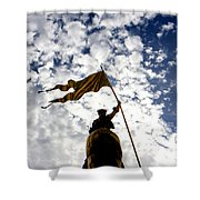 Maid Of New Orleans Shower Curtain