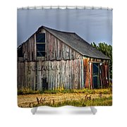 Mail Pouch Shower Curtain