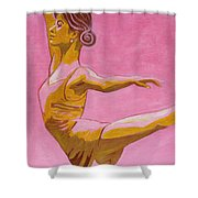 Main Stage V Shower Curtain