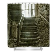 Main Staircase Shower Curtain