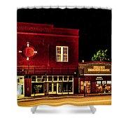 Main Street East Bernard Shower Curtain