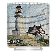 Maine 1820-1970 Shower Curtain