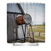 Barn - Maintenance Shower Curtain