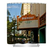Mainzer Theater Shower Curtain