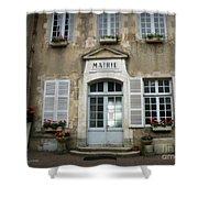 Mairie Shower Curtain