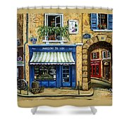 Maison De Vin Shower Curtain