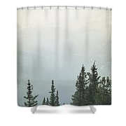 Majestic - Banff Shower Curtain