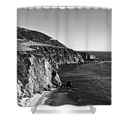 Majestic Coast Shower Curtain