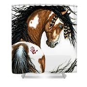 Majestic Horse #106 Shower Curtain