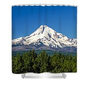 Majestic Mt. Hood Shower Curtain