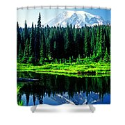 Majestic View 2 Shower Curtain