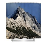 Majesty In The Canadian Rockies Shower Curtain