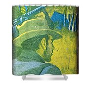 Majesty's Rancho By Zane Grey Shower Curtain