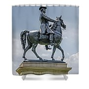 Major-general Winfield S. Hancock Shower Curtain