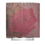 Make An Impression Shower Curtain
