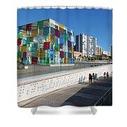 Malaga, Costa Del Sol, Malaga Province Shower Curtain