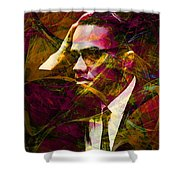Malcolm X 20140105 Shower Curtain