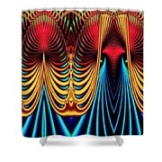 Male And Female Shower Curtain