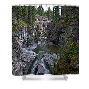 Maligne Canyon #2 Shower Curtain