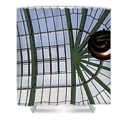 Mall Of Emirates Skylight Shower Curtain