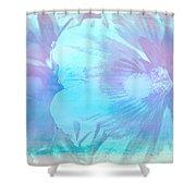 Mallow Shower Curtain