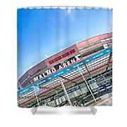 Malmo Arena 01 Shower Curtain