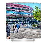 Malmo Arena 05 Shower Curtain