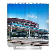 Malmo Arena 08 Shower Curtain