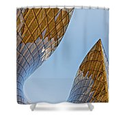 Malmo Emporia Shower Curtain