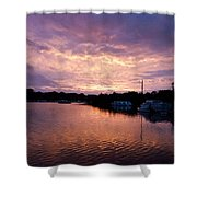 Malthouse Broad Shower Curtain