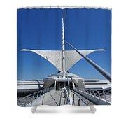 Mam From Bridge 3 Shower Curtain
