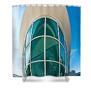 Mam Verticle Shower Curtain