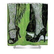 Mambo Shower Curtain